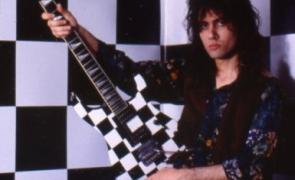 Dave Sharman - 1990 shoot