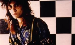 Dave Sharman - 1990 photo shoot