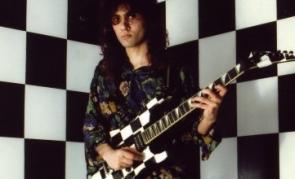 Dave Sharman - 1990 album cover shoot
