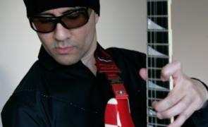 Dave Sharman 2012 new album shoot