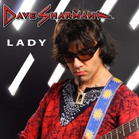 Dave Sharman Lady Artwork